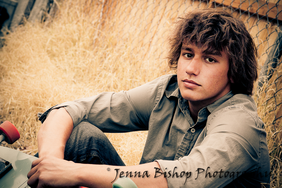 Travis: Highland High School Senior - Phoenix Senior Photographer