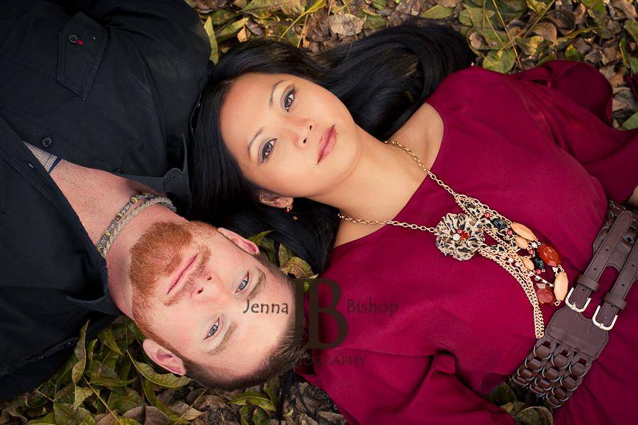 Ivy & Jay - Gilbert Engagement Photographer