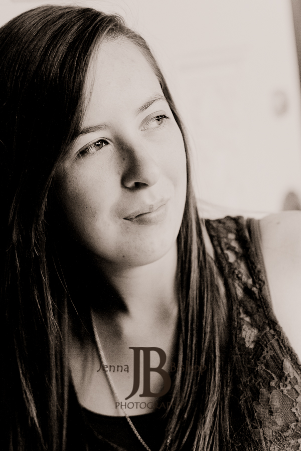 Hannah: Chaparral High School Senior - Mesa Senior Photographer