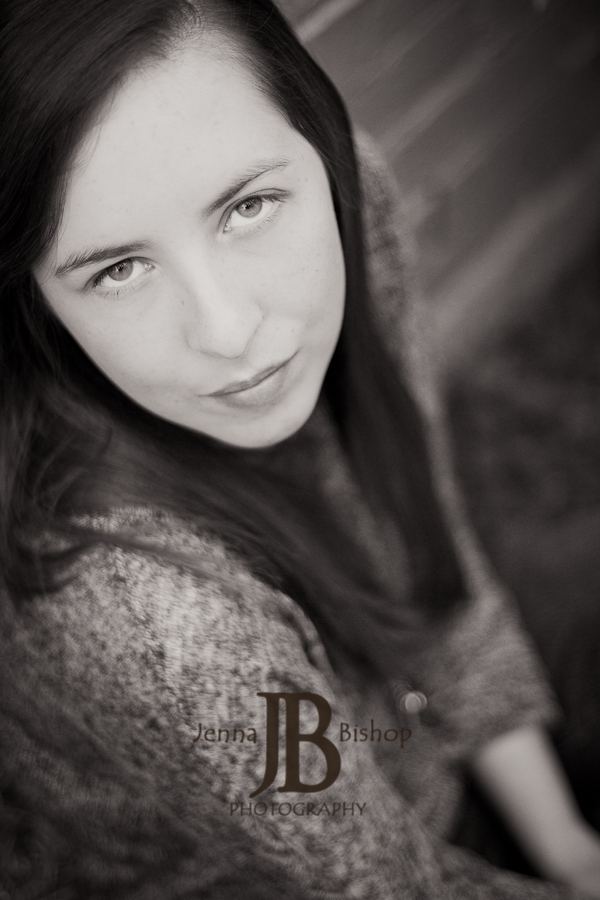 Hannah: Chaparral High School Senior - Mesa Senior Photographer