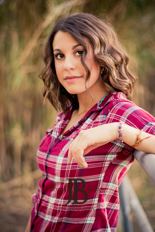 Mariah: Highland High School Senior - Gilbert Senior Photographer