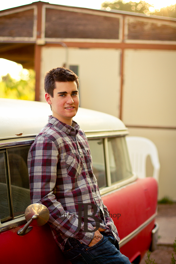 Nick: Desert Vista High School Senior - Gilbert Senior Photographer