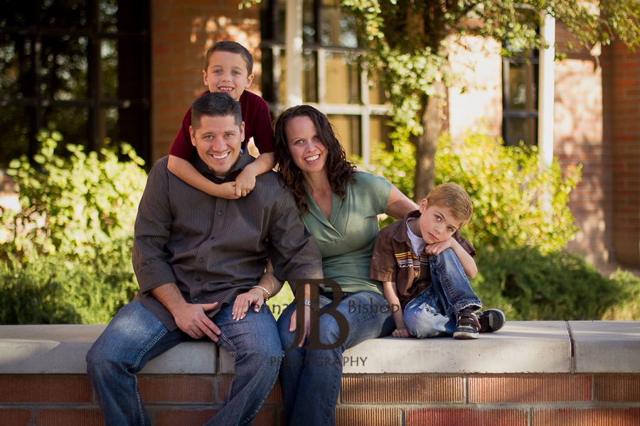Knapp Family: Chandler Family Photographer