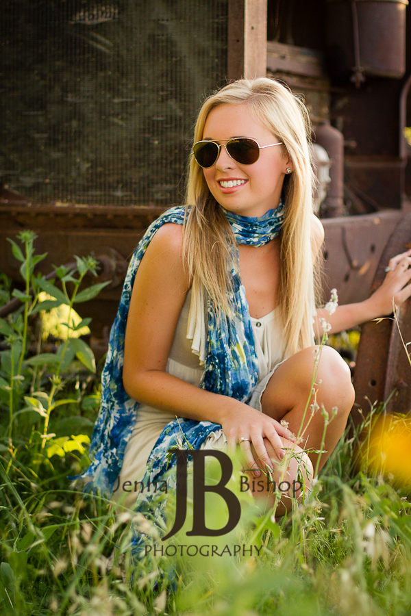 Ali - Golden Portraits - Gilbert Senior Photographer